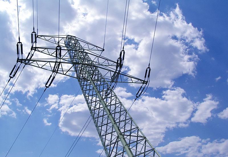 Strommast Energiewirtschaft