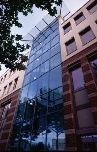 Ansicht Firmensitz humanIT Software GmbH