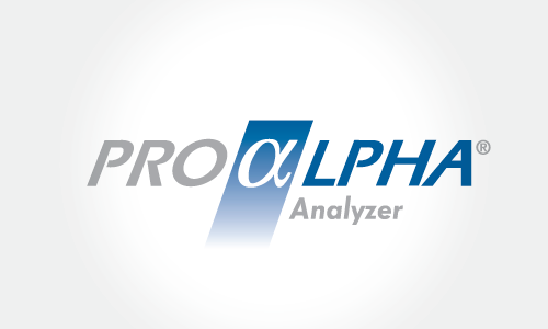 proAlpha Analyzer