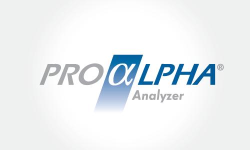 proAlpha Analyzer
