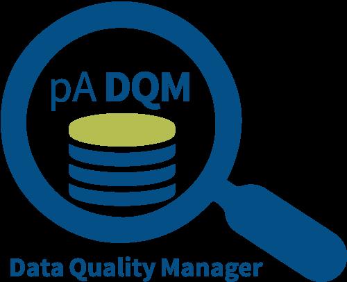 pA DQM Logo
