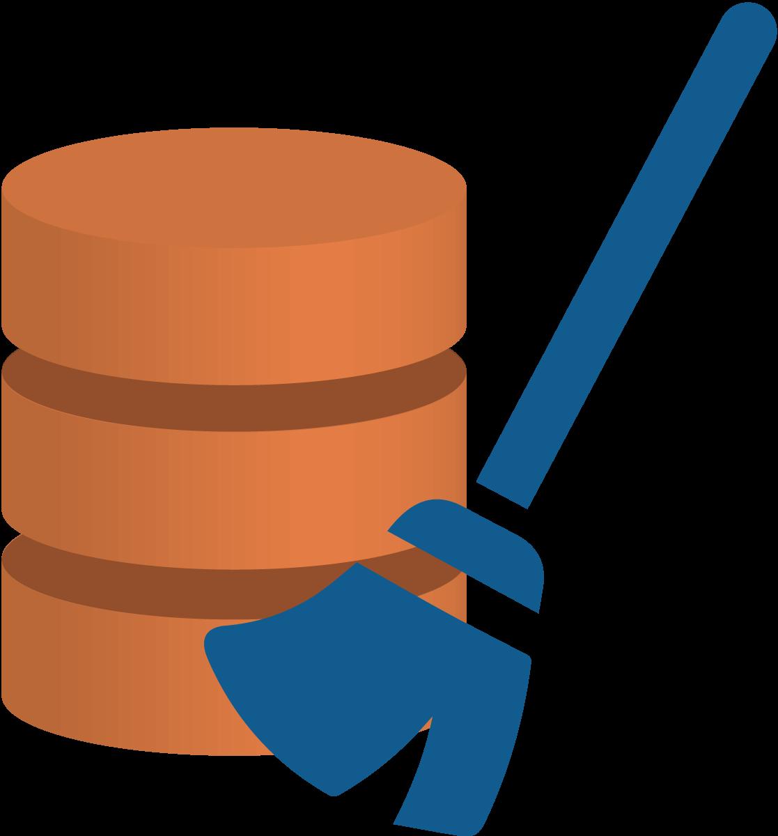 Datenqualität Daten bereinigen Daten mit Besen