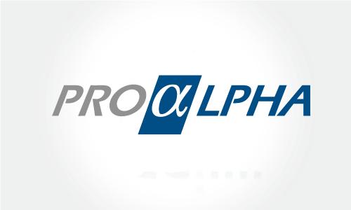 proAlpha Logo Partner Suche
